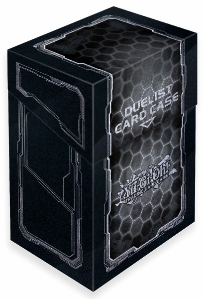 Yu-Gi-Oh! TRADING CARD GAME Dark Hex Card Case