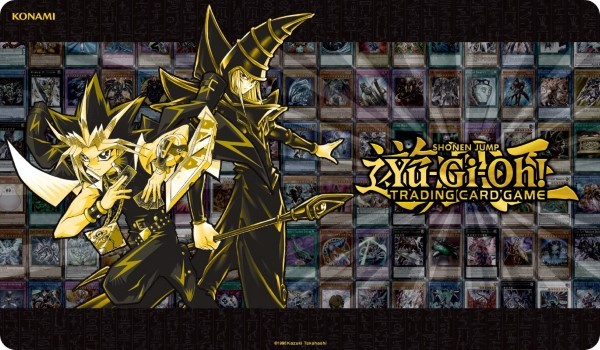 Yu-Gi-Oh! TRADING CARD GAME Golden Duelist Collection Game Mat