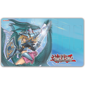 Yu-Gi-Oh! TRADING CARD GAME Dark Magician Girl the Dragon Knight Game Mat