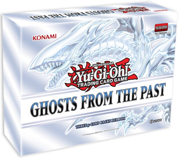 Yu-Gi-Oh! Ghosts From the Past Display Box *Deutsche Version* 1.Auflage
